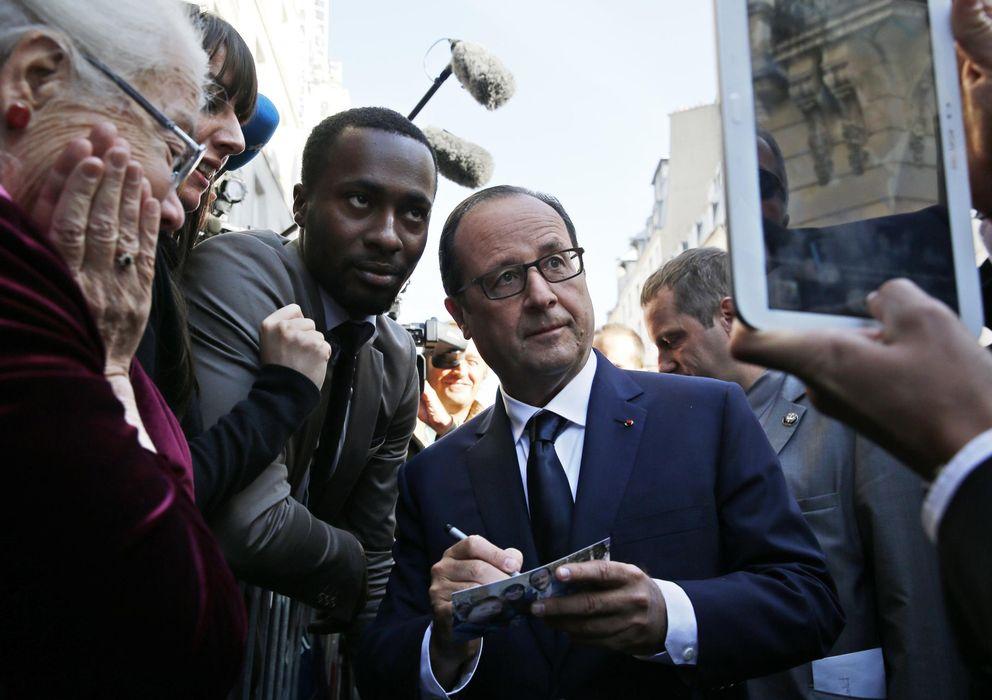 Foto: El presidente de Francia, François Hollande. (Reuters)