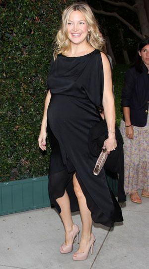 Kate Hudson da a luz a su segundo hijo