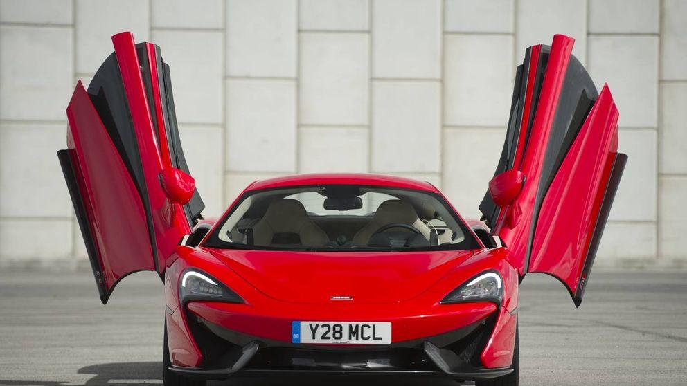 Apple, en negociaciones para comprar McLaren e impulsar su coche eléctrico