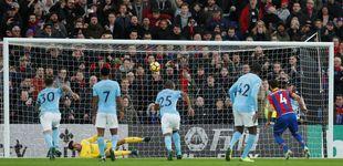 Post de El Crystal Palace acaba con la racha de victorias del City de Guardiola
