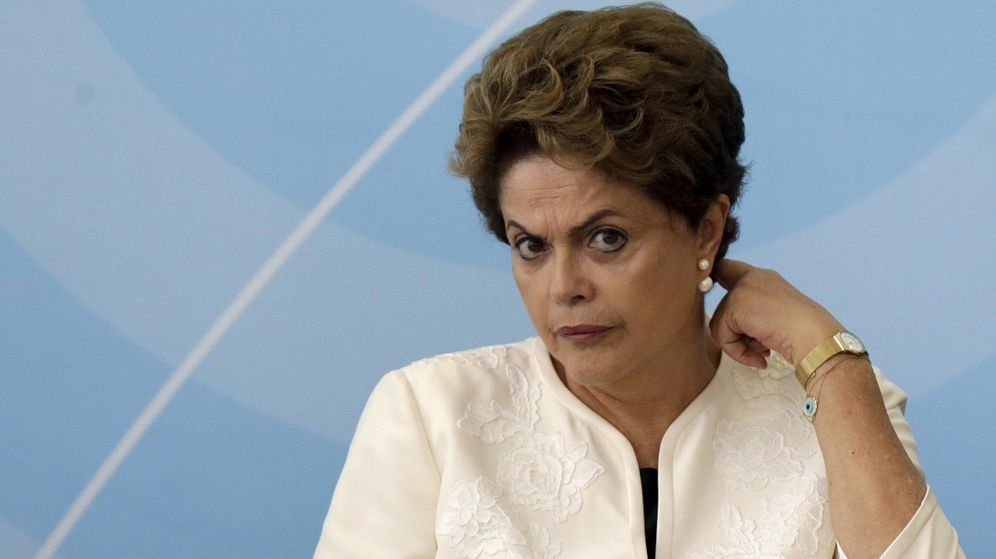 Foto: La presidenta de Brasil, Dilma Rousseff (Reuters)