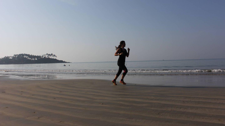 Consejos para correr por la playa. (Babumon PT para Unsplash)