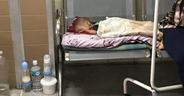 75ca8325e Noticias de Venezuela  Un niño muerto al día  las víctimas de la  desnutrición en el interior de Venezuela