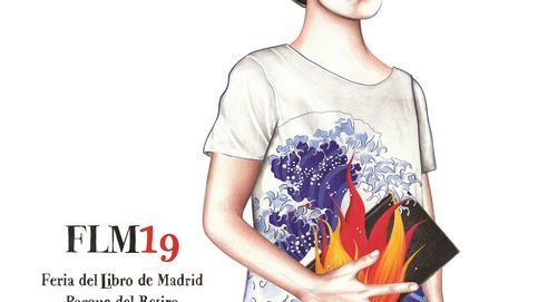 Sara Morante planta cara a la censura con el cartel de la Feria del libro de Madrid 2019