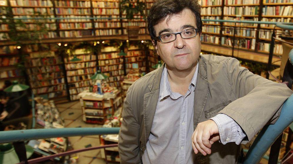 Foto: Javier Cercas en una imagen de archivo. (EFE)