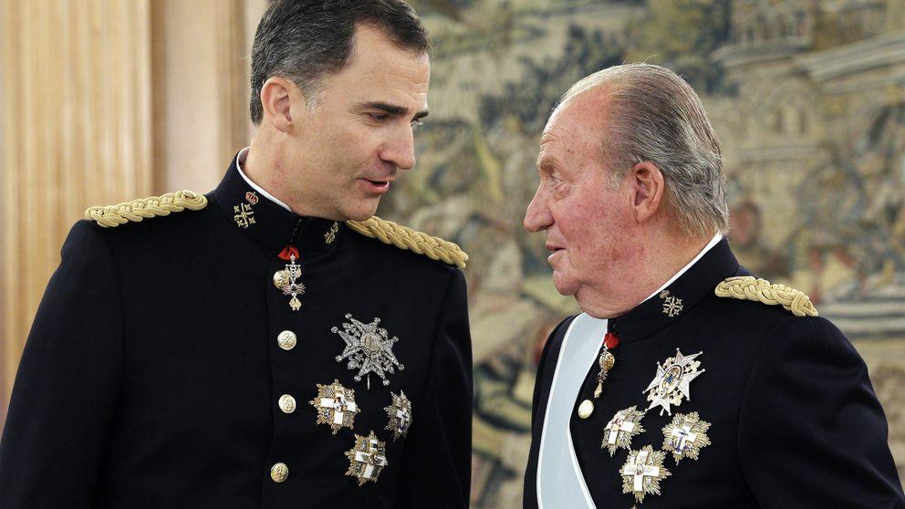 El 57,4% de los españoles apoya la labor de Felipe VI en los últimos diez meses