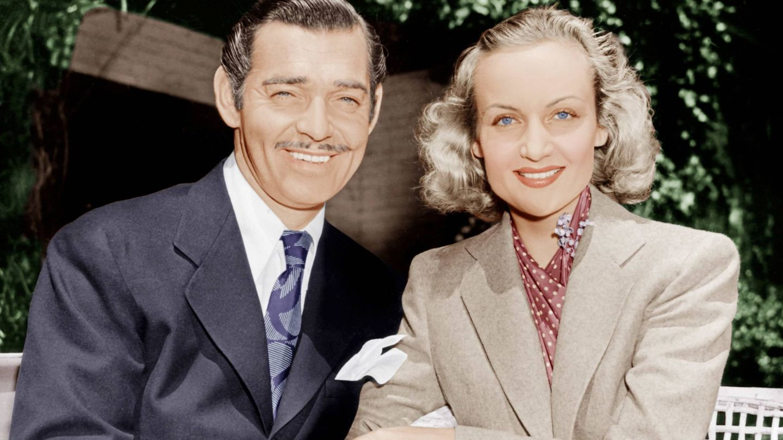 Clak Gable y Carole Lombard, en una imagen de archivo. (CP)
