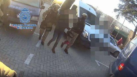Frustrado un pase de 700 kg de cocaína en el 'parking' de un centro comercial de Madrid