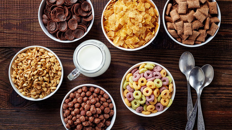 ¿Cada cuánto tiempo podemos tomar cereales para desayunar?