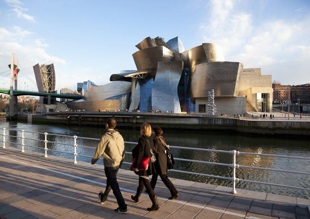 Arquitectura tres rutas para una semana de arquitectura - Estudios de arquitectura bilbao ...