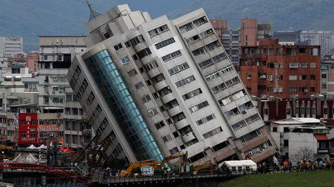 Las consecuencias del terremoto de Taiwan