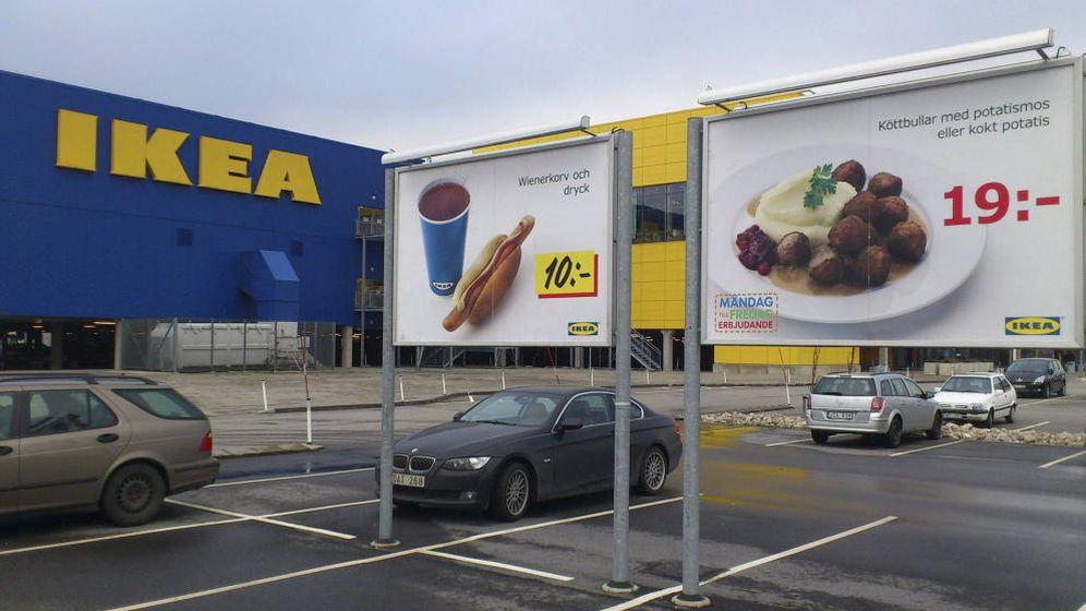 Foto: Los parkings de Ikea de todo el mundo han sido testigos de multitud de vicisitudes, entre ellas varios suicidios (EFE)