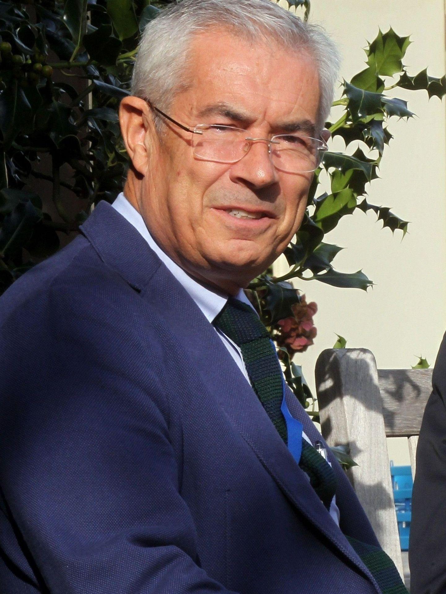 Emilio Bouza. (EFE)