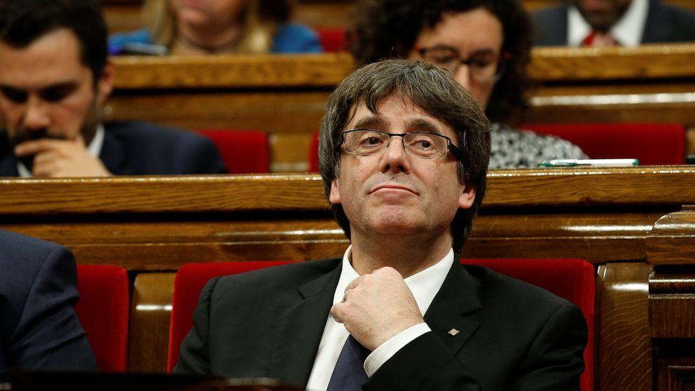Así predijo Puigdemont en la red en 2008 su 'declaración trampa' de independencia