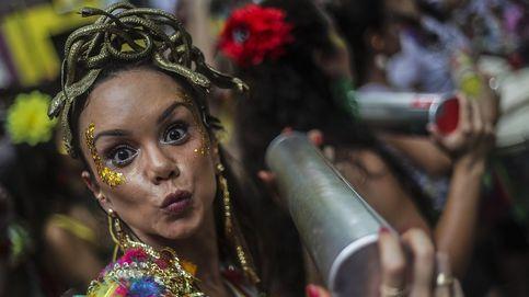 Carnaval en Río y Comic Con en Valencia: el día en fotos