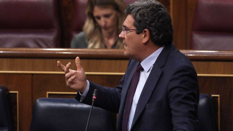 El ministro de Inclusión y Seguridad Social, José Luis Escrivá. (EFE)