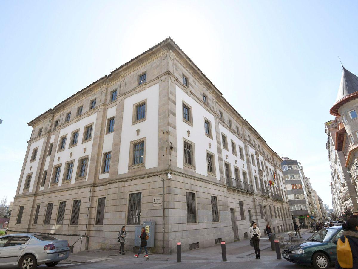 Foto: La Audiencia de Pontevedra confirmó la sentencia de nueve meses de prisión del juzgado de lo penal que vio el caso