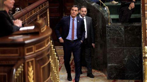 Pedro Sánchez y la misteriosa salida de Ábalos