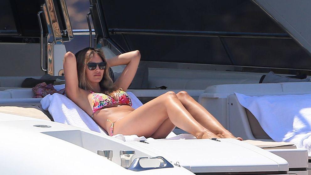 Así afronta Helen Lindes sus vacaciones separada de Rudy Fernández