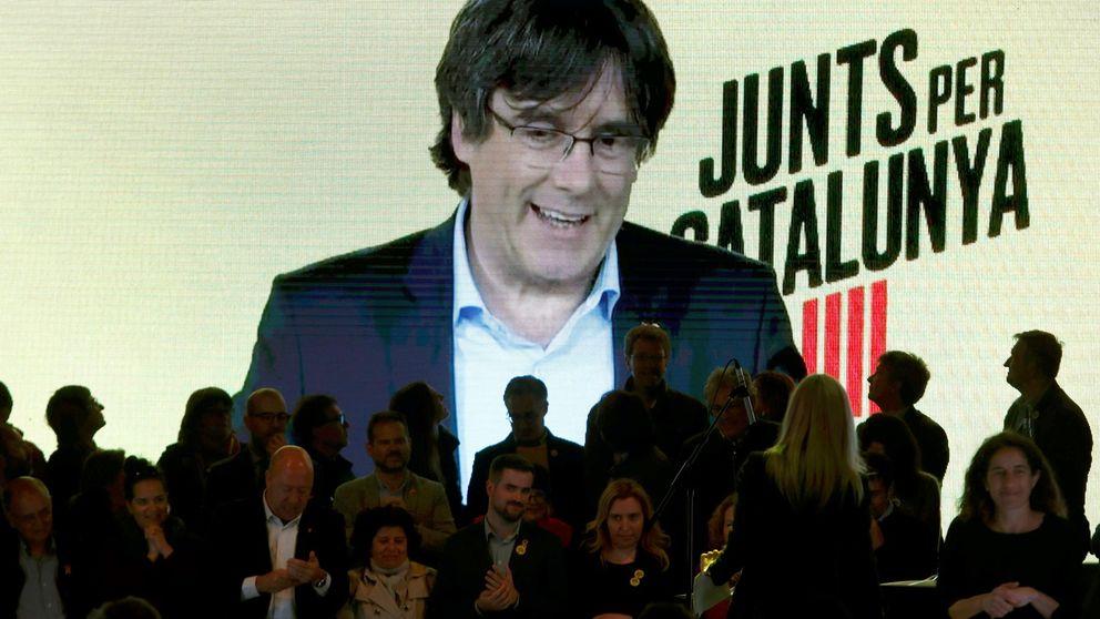 La JEC excluye a Puigdemont, Comín y Ponsatí como candidatos a las europeas