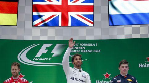 Las mejores imágenes del GP de China de Fórmula 1