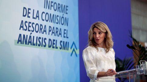 La lucha por el SMI y la fiscalidad marcan la negociación de los PGE en Moncloa
