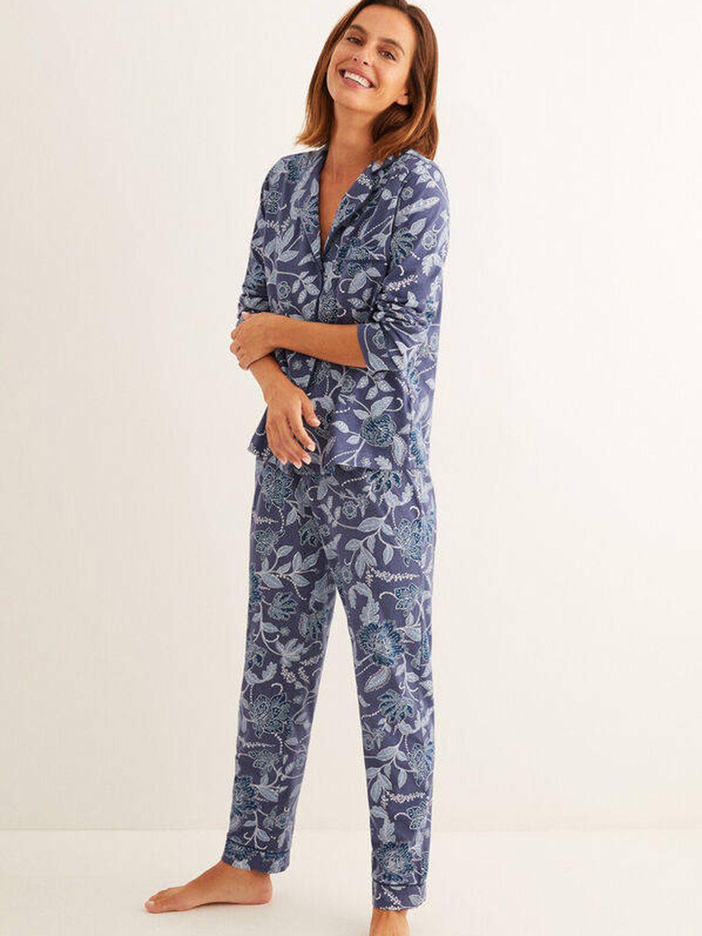 Pijama rebajado de Women Secret. (Cortesía)