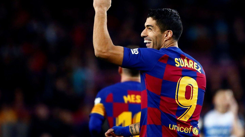 Luis Suárez, en una imagen de archivo. (EFE)