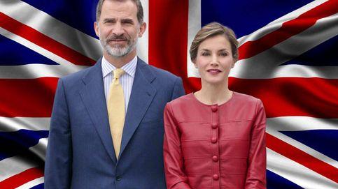 Las curiosidades de la visita de Felipe y Letizia a Reino Unido