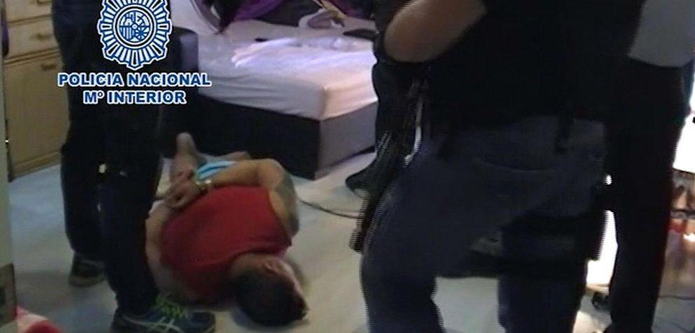 Foto: Diez detenidos por obligar a 15 mujeres a prostituirse en una 'casa cárcel' en Canarias