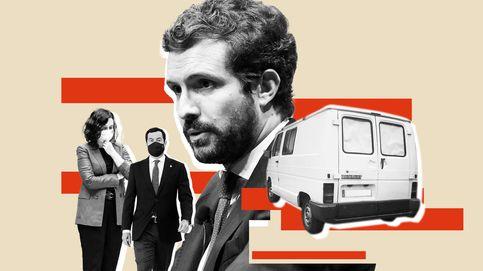 De cómo el PP actual nació en una Renault Trafic de color blanco