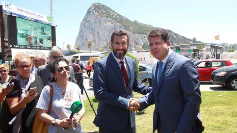 Gibraltar pre-Brexit: Tendría que pasar la bomba nuclear para que Picardo no siguiera