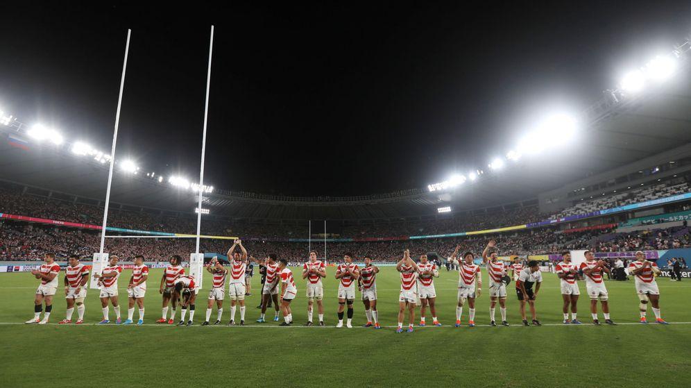 Foto: Mundial de Rugby de 2019 en Japón
