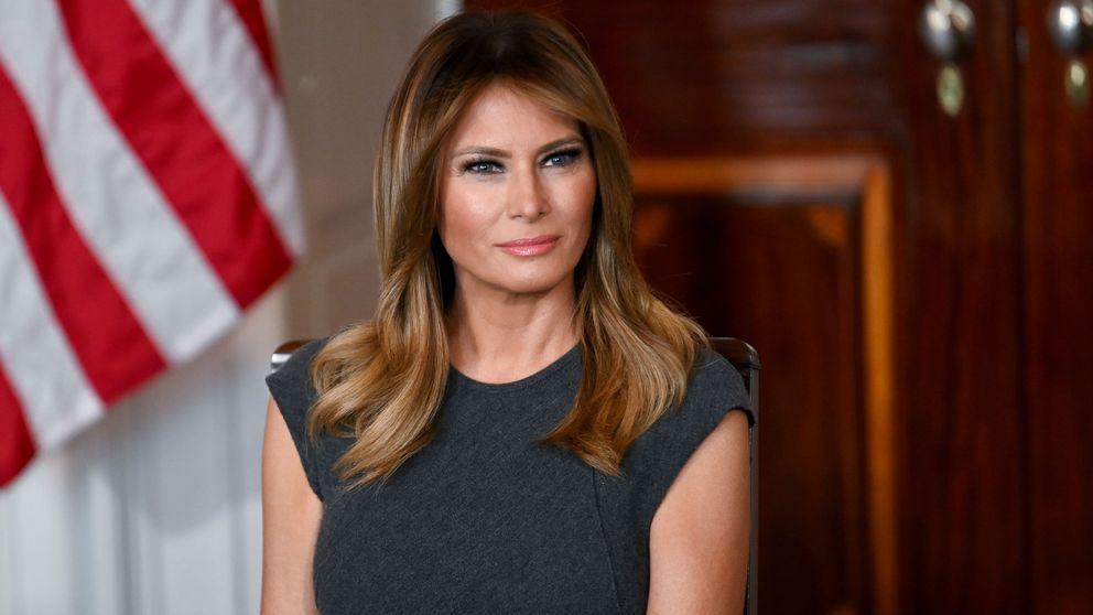 Melania Trump caería enamorada de este jersey, en su color favorito, de la nueva colección de Zara