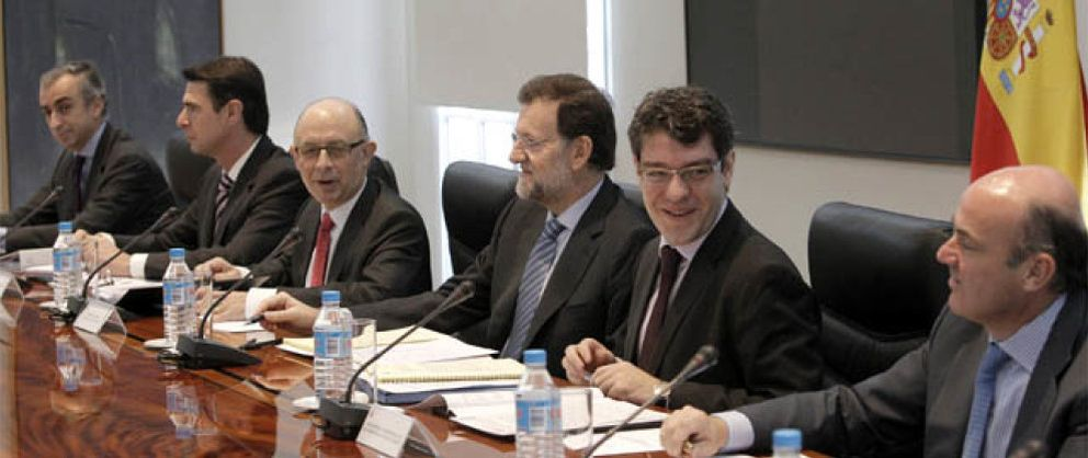 Foto: Álvaro Nadal, el 'Rasputín' económico de Rajoy que cae mal a los empresarios