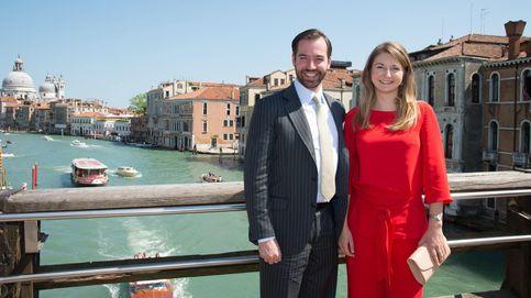 Guillermo y Stéphanie de Luxemburgo esperan su primer hijo