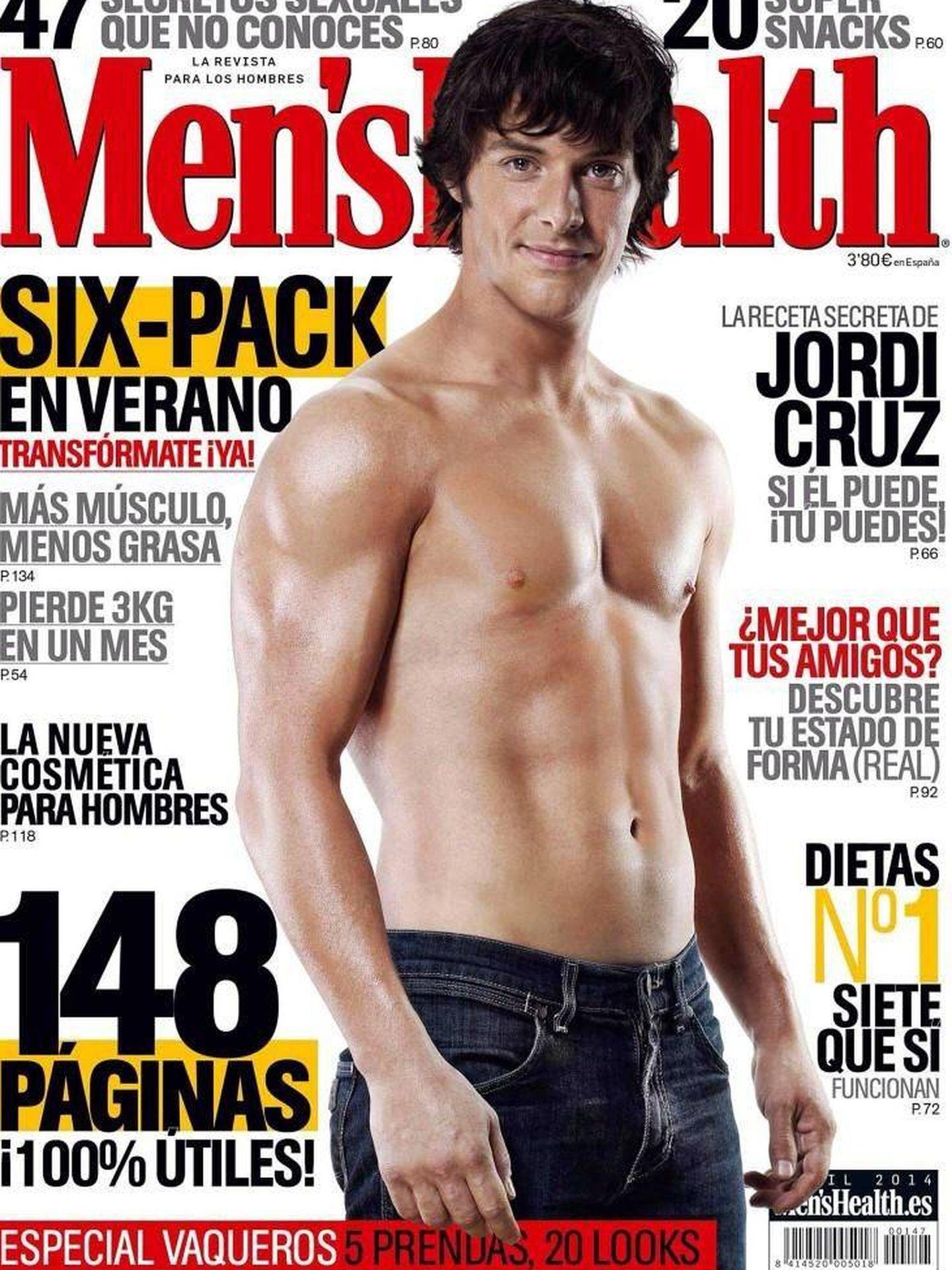 Jordi Cruz, en forma. (MH)