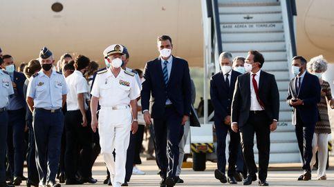 Sánchez excluye a Casado de su plan para liderar la unidad europea en la crisis afgana