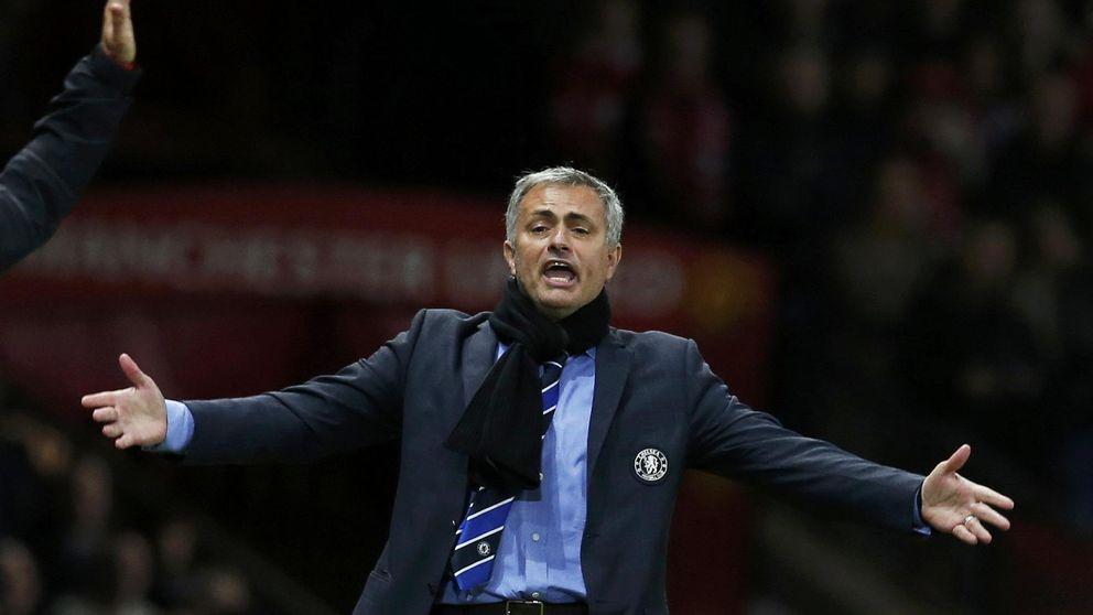 Ni que el Manchester United se avergonzara de fichar a Mourinho...