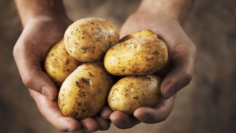 Patata: una buena fuente de vitamina C, B6 y hierro