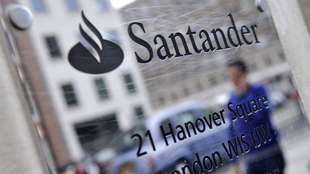 Foto: Banco Santander en Reino Unido