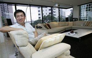 Peter Lim ya tiene el 'juguete' con el que soñó durante toda su vida