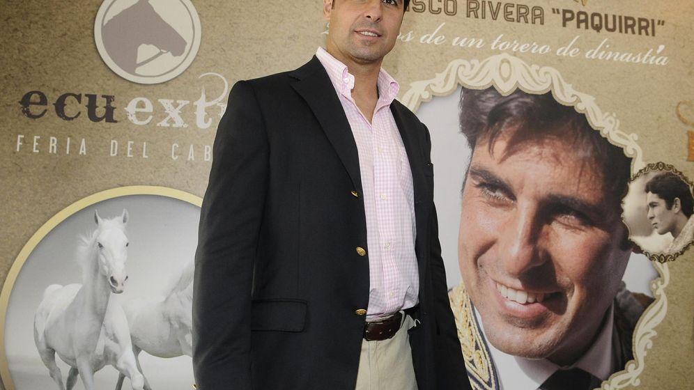 Foto: Francisco Rivera en una imagen de archivo.(EFE)