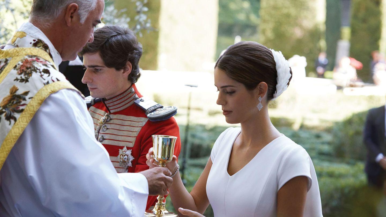 Un momento de la ceremonia. (EFE)