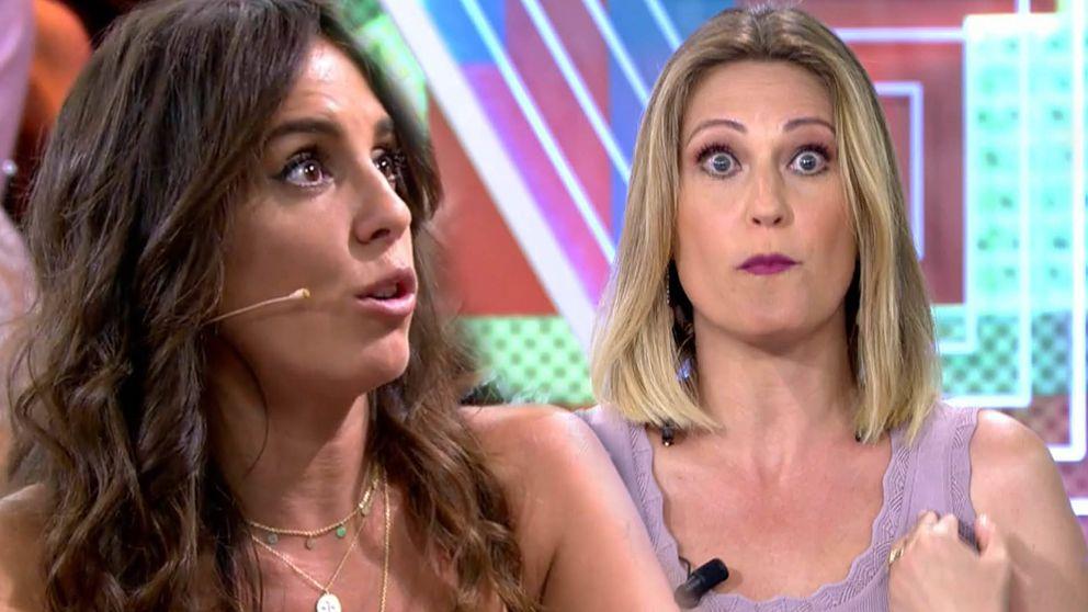 'Deluxe': Anabel tira al suelo una teoría de Cristina Soria sobre Isabel Pantoja