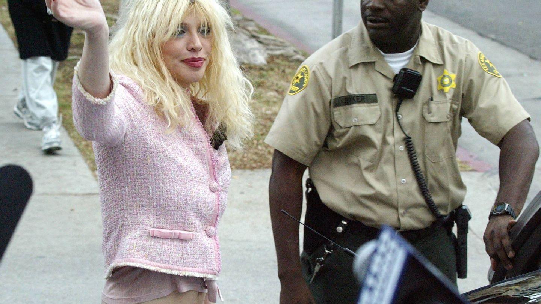 Courtney Love. (Getty)