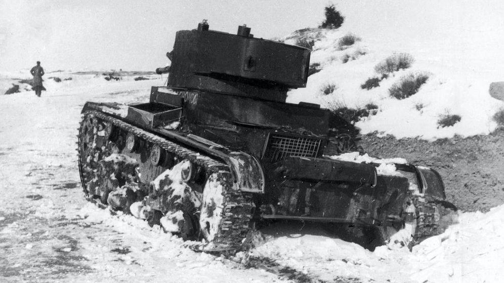 Foto: Batalla de Teruel