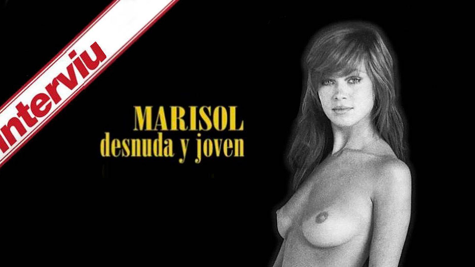 Foto: La portada de Marisol (septiembre, 1976) es la más emblemática de la historia de 'Interviú'.