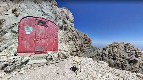 Mueren tres excursionistas en el pico del Gran Sasso, el más alto de los Apeninos