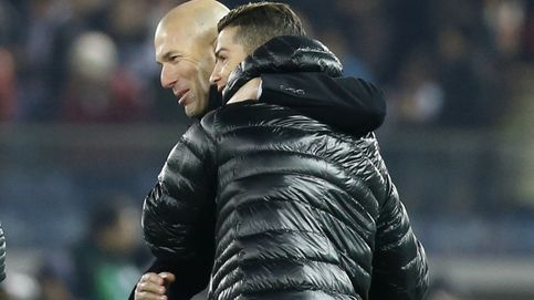 Zidane da descanso a Cristiano Ronaldo y Modric en la Copa del Rey